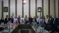 گزارش تصویری/برگزاری اولین نشست مطبوعاتی انجمن پیشکسوتان ورزش ایران دراستان کرمانشاه