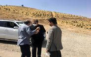 پیاده راه مدرس و خط BRT مدرس پروژه طلایی شهرداری کرمانشاه