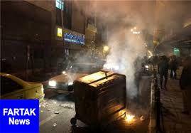 یک کشته در حوادث کرج / دستگیری ۲۰ نفر از حملهکنندگان به حوزه علمیه