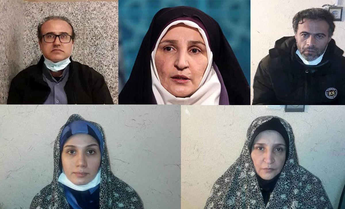 این 3 زن و 2 مرد را می شناسید؟+عکسهای چهره باز / با جان مردم بازی میکردند