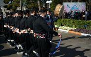 رقص زیبای «هلپرکه» در آیین استقبال از نوروز