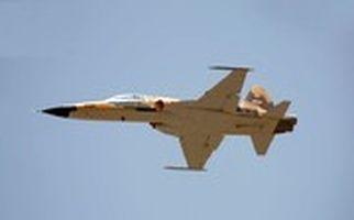 اولین حضور جنگنده ایرانی کوثر