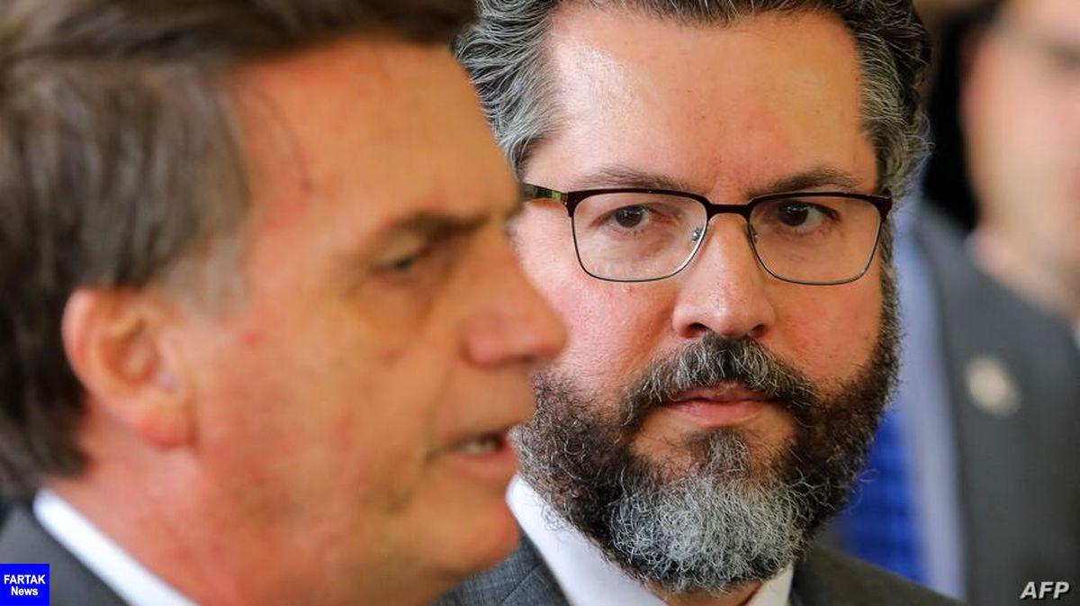 اعلام استعفای وزرای خارجه و دفاع برزیل