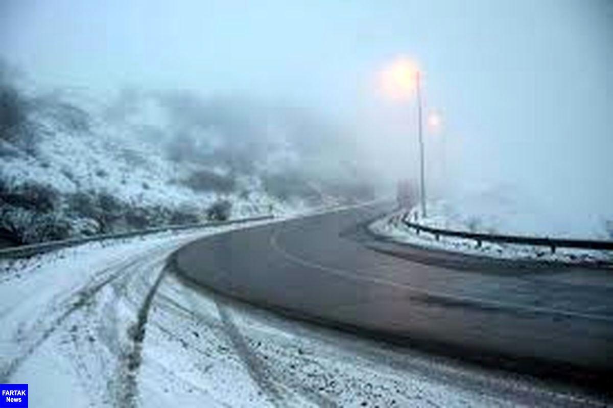 برف و باران از ۲۸ بهمن در غرب و مرکز کشور/ آلودگی هوای کلانشهر تا ۲ روز آینده