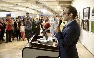 اختصاصی/ ششمین دوره جشنواره بین المللى هنر براى صلح به روایت تصویر