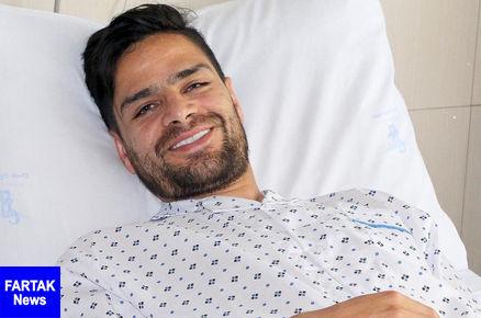 هواداران پرسپولیس دلخور از عمل جراحی کامیابی نیا