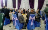 مراسمتجلیلاز بازنشستگان هوانیروزکرمانشاه به مناسبت (۱۵آذرماه) شهادت شهید کشوری و روز هوانیروز (به روایت تصویر)