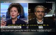 عصبانیت مسیح علی نژاد از افشای هویتش در شبکه تلویزیونی ترکیه