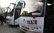 جابهجایی زوار اربعین با ۲۰۰ دستگاه اتوبوس در کرمانشاه