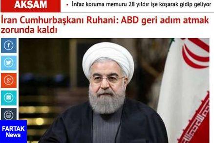 تحریم های آمریکا تاثیری در اقتصاد ایران ندارد