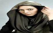 پوشش و گریم طلاپوش مونا فرجاد در فیلم ماهورا