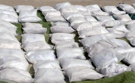 کشف محموله ۱۵۴ کیلوگرمی تریاک در عملیات مشترک پلیس سمنان و خراسان جنوبی