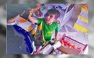 اعتراف دختر جوان به آتش زدن امیرعلی 7 ساله در جاده فرودگاه آبادان
