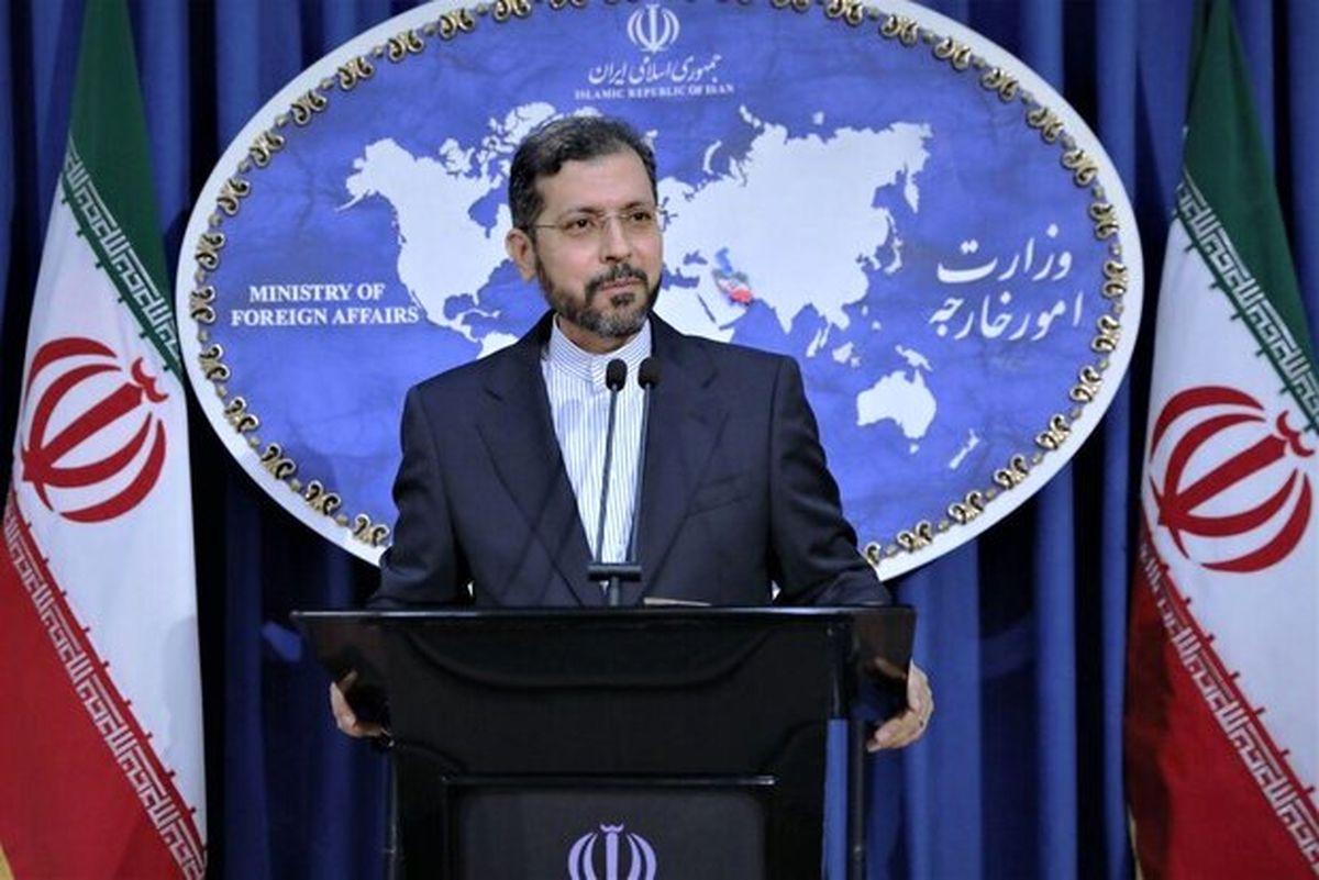 واکنش وزارت خارجه به انتشار تصاویر توهین آمیز پیامبر اکرم(ص)