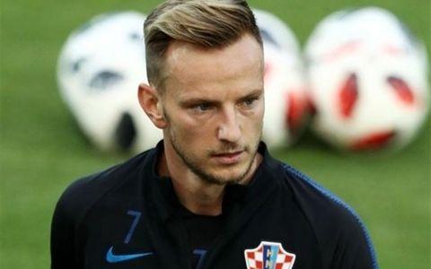 راکیتیچ بازی سرنوشتساز کرواسی مقابل انگلیس را از دست داد
