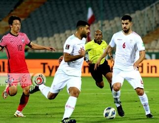 اختصاصی/ تصاویری دیدنی از بازی ایران و کره جنوبی از لنز فرتاک ورزشی