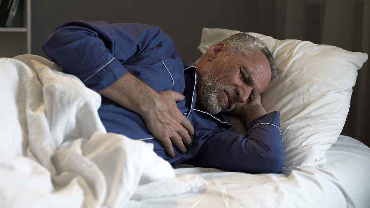 علل اصلی تپش قلب در هنگام خواب