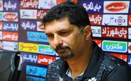 حسینی: نفت همیشه تیم گردن کلفتی بوده است/ در بازی اول هر اتفاقی ممکن است رخ دهد