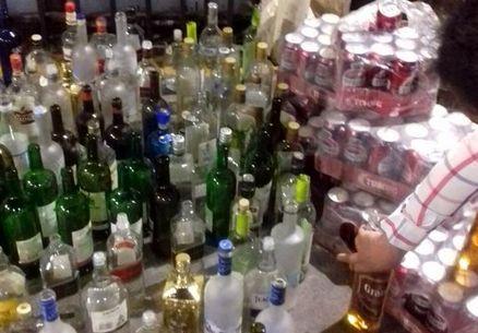 مرگ 24 نفر بخاطر مصرف مشروبات الکلی دستساز