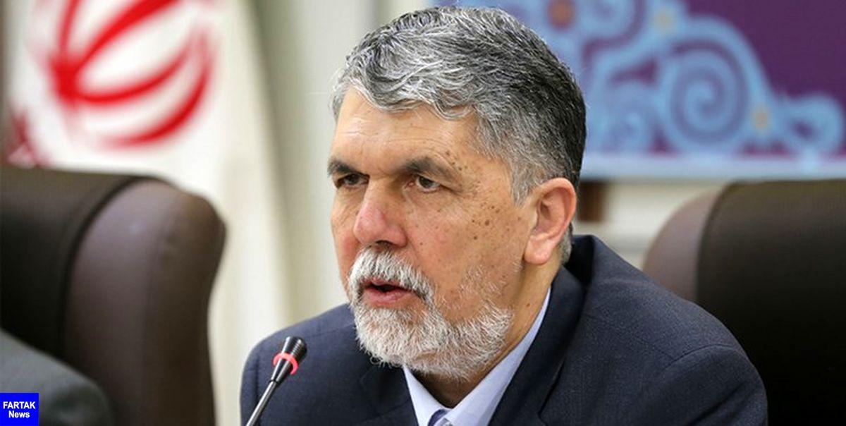 وزیر ارشاد: رسانهها چون گذشته در موضوع مبارزه با کرونا سهم مهمی دارند