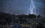 بارش باران در 26 استان کشور تا روز دوشنبه