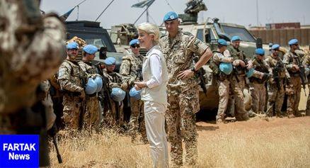 اظهارات وزیر دفاع آلمان درباره حضور در عراق