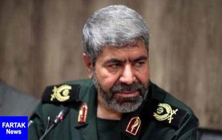 نیروی قدس سپاه، انتظامی عراق و حشدالشعبی حافظ امنیت زائران در خاک عراق هستند