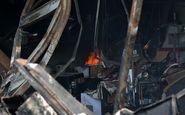2 کشته و یک مصدوم در آتشسوزی کرج