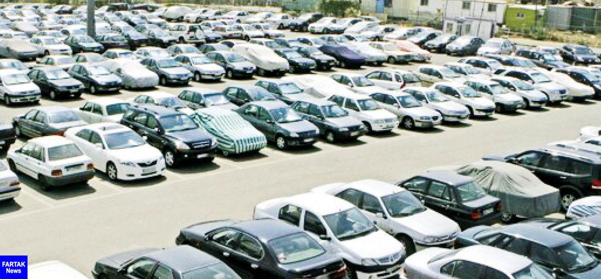 قیمتها در بازار خودرو ریزشی شد