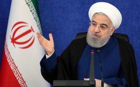 روحانی: سرنگونی ترامپ مشابه فرار شاه معدوم از ایران است
