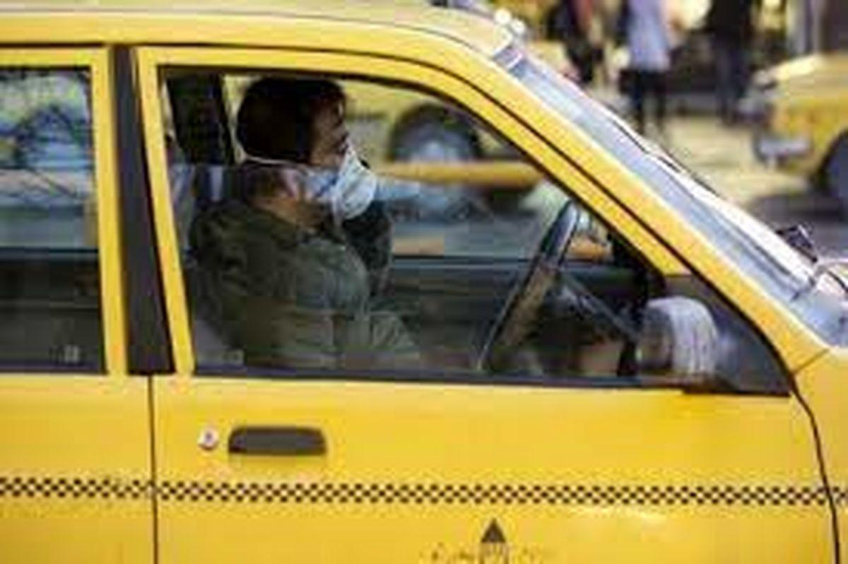 آمار بسیار نگران کننده از فوت رانندگان تاکسی در اثر کرونا
