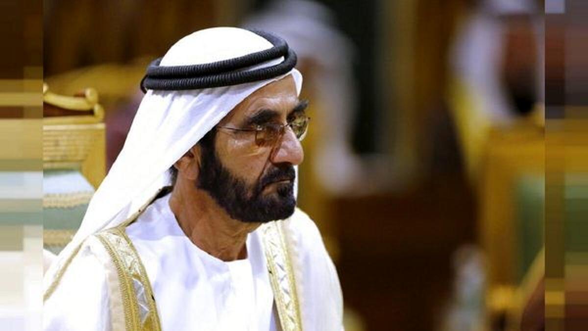 صدرو دستور فوری حاکم دبی