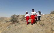 نجات کوهنورد آسیب دیده در ارتفاعات هوراند