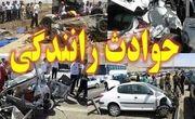 سانحه رانندگی در جاده پارس آباد - اردبیل جان ۴ نفر را گرفت
