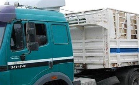 افزایش 17 درصدی نرخ بارنامه کامیونداران در استان قم