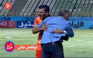 برترین های هفته لیگ برتر فوتبال ایران + فیلم