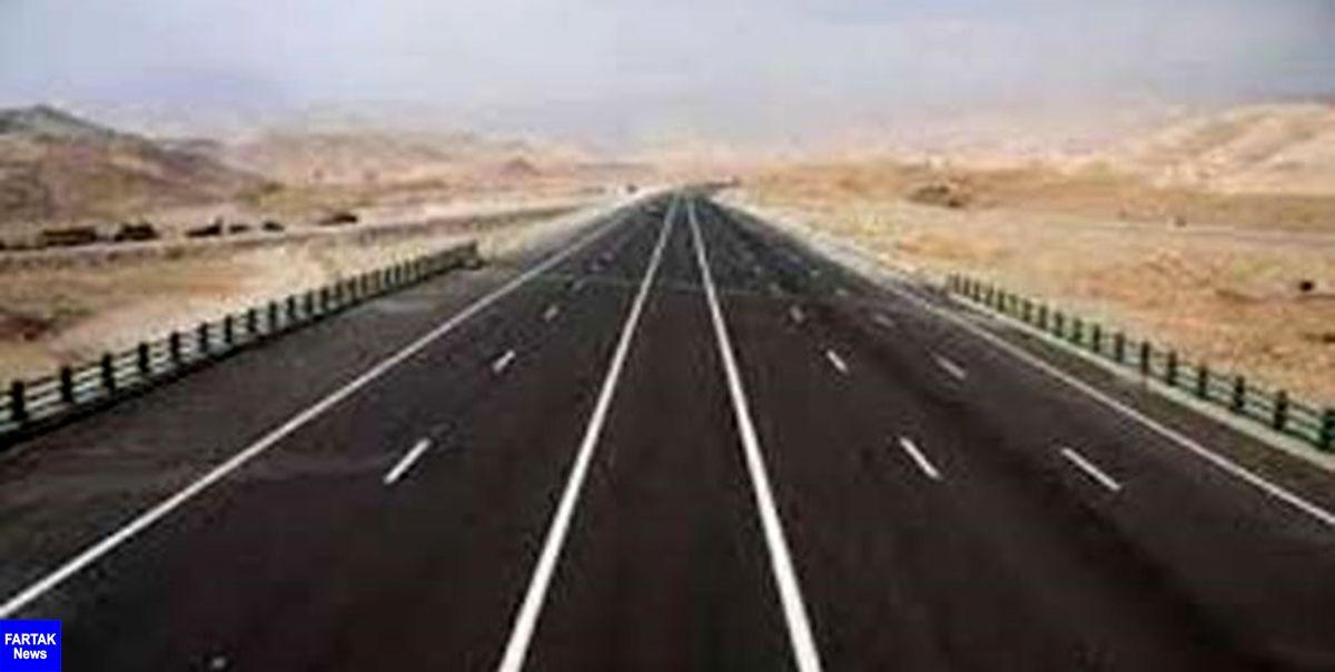 افتتاح 55 کیلومتر از مسیر آزادراه شرق اصفهان توسط رئیسجمهور