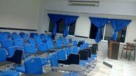 230 هزار صندلی غیردولتی ها و فنی حرفه ای خالی ماند
