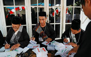 مرگ ۹۲ نفر به خاطر کار زیادِ شمارش آرا در انتخابات اندونزی