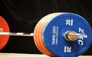 رقابتهای قهرمانی وزنه برداری بزرگسالان کشور؛ هرمزگان مقام نخست دسته ۶۷ کیلوگرم را تصاحب کرد