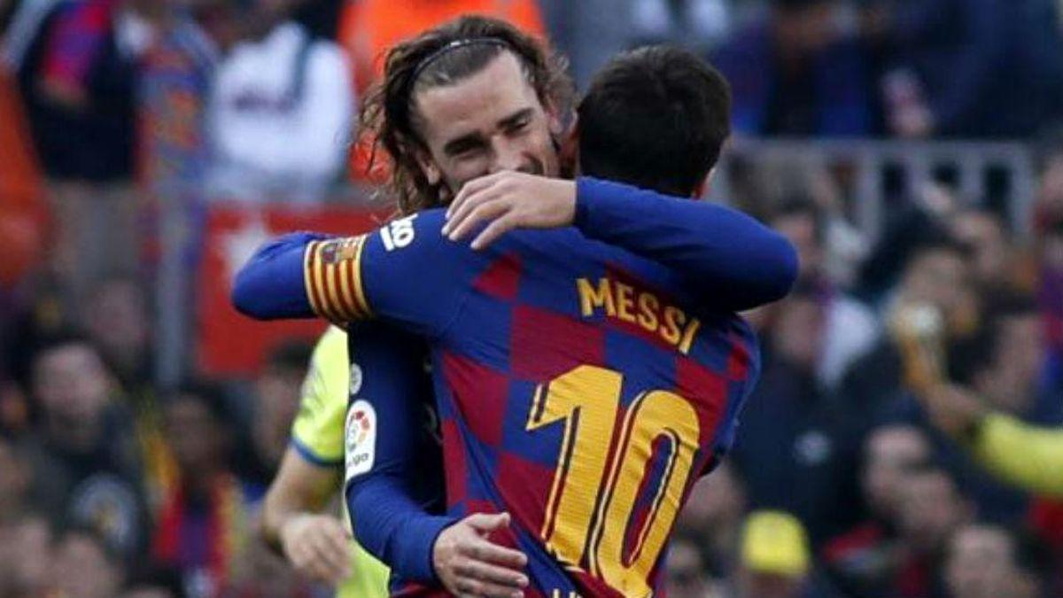 بارسلونا چه امیدهایی که به گریزمان نداشت!