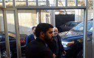 ظریف، عارف و محسن هاشمی رأی خود را به صندوق انداختند