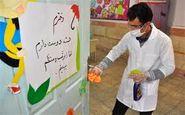 پاکسازی مدارس شهر تهران برای مقابله با شیوع کرونا/مدارس از شنبه دایرند