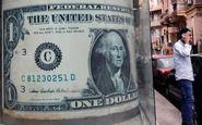 دلار جهانی سقوط کرد