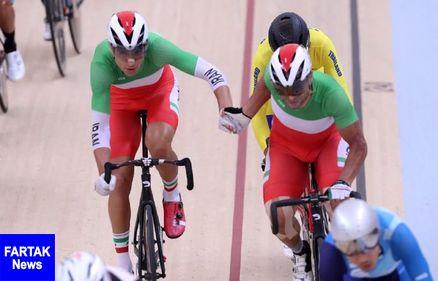 انصراف سهرابی از حضور در دوچرخهسواری قهرمانی آسیا