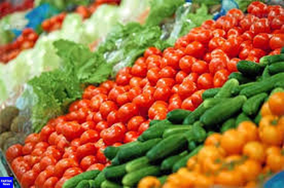 علت افزایش قیمت صیفی جات از زبان رئیس اتحادیه فروشندگان میوه و سبزی استان تهران