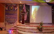برگزاری مراسم اختتامیه کارگاه تربیتی آموزشی ویژه خانواده ها  تیپ ۷۱ پیاده مکانیزه