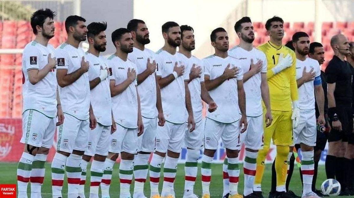 پیش بازی دیدار دو تیم ایران و بحرین