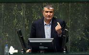 دفاع وزیر راه از سند راهبردی ۲۵ ساله ایران و چین/ اسلامی: سند راهبردی یک کار ارزشمند است
