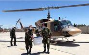 سقوط مرگبار هلیکوپتر حامل صندوق رای+جزئیات